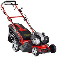 World  Petrol Self Propelled Battery Start Mower - 18