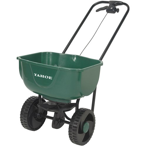 Tahoe  Push Broadcast Spreader