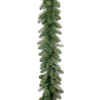 National Tree Company  Feel Real Bayberry Spruce Christmas Garland - 9ft x 12in