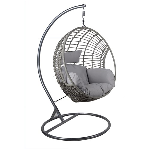 Kaemingk  Sorrento Hanging Egg Chair